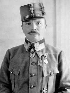 Austro-Hungarian Army: Ludwig Goiginger - Austro-Hungarian Divisional and Corps Commander