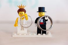 I want to propose to my boyfriend with the ring that would then become his wedding band. The problem is… I want to make it a surprise, and I don't know his ring size. Does anyone know other sneaky ways to find their partners ring size? Ring Holder Wedding, Ring Pillow Wedding, Wedding Rings, Wedding Band, Ring Bearer Pillows, Ring Pillows, Bridesmaid Inspiration, Wedding Inspiration, Lego Wedding