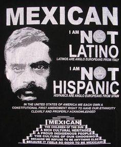 Viva la raza!! Hijos de Pancho Villa!!!