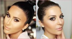 Bridal & Bridesmaid Makeup: Lilly Ghalichi Inspired