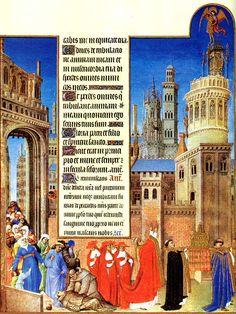 Duc de Berry - Folio 71v