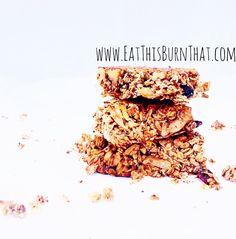 Homemade Healthy Muesli-Bar - No nasties and refined sugar free Quick Healthy Breakfast, Breakfast Recipes, Homemade Muesli Bars, Quick Easy Meals, Sugar Free, Meal Prep, Healthy Recipes, Healthy Eating Recipes, Healthy Food Recipes