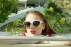"""Watch """"The Canyons"""" Retro Film Teaser Starring Lindsay Lohan"""