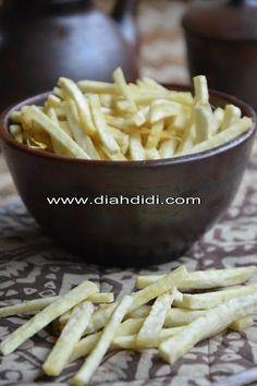 Diah Didi's Kitchen: Stik Talas Renyah