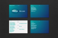 Mega Lifesciences. Brand identity, stationery, corporate and packaging guidelines. Designed at Brand New Day. Thailand, 2012