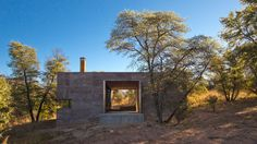 Off-Grid in Arizona: Casa Caldera by DUST Architects | Yatzer