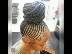 Trending Weave Hairstyles: Fashioned Braids Styles for Ladies
