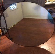 """Dresser Mirror Round 28 x 28"""""""