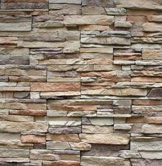 Ledgestone Cultured Veneer Stacked Stone manufactured Panels for Walls | eBay