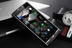 UHANS U100 Android 5.1 Smartphone - 4G, Dual SIM, 4.7 Inch Screen, 2GB RAM, MTK6735, Smart Wake, Motion Control, Gesture Sensing
