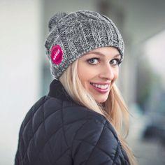 Die geniale earebel Mütze mit integrierten Kopfhörern ohne störende Bügel & Kabel