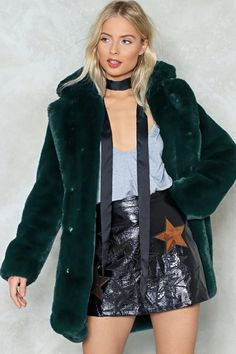 Fux Fur Coat - nastygal - bitchin'