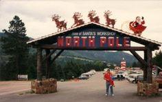 north pole colorado springs | Fun In And Around Colorado Springs: North Pole Colorado, Santa's ...