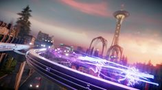 inFamous: Second Son - Neon Light Speed