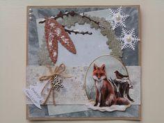 Christmas Cards, Xmas, Marianne Design, December 2013, Cardmaking, Moose Art, Scrapbook, Frame, Animals
