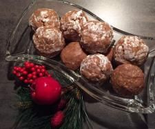 Rezept Softe Lebkuchen mit Marzipan von SabinePbg - Rezept der Kategorie Backen süß