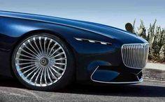 Mercedes-Benz Vision Maybach 6 Cabriolet Concept 2019 – luxo fenomenal: Preço, Consumo, Interior e Ficha Técnica