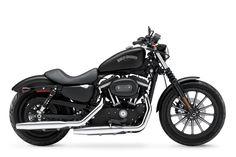 Harley-Davidson Sportster | Motos: 2013 Harley Davidson Sportster XL883N Iron…