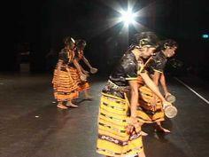 Cakalele Dance, Maluku, Indonesia