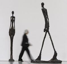 Giacometti or the fragility