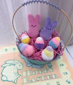 Most Adorable Pom Pom Easter Eggs | FaveCrafts.com