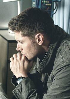 Dean in Season 9 Episode 1