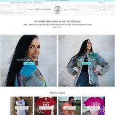 WHOLESALE Opportunities @ Magnolia Mill Wholesale - website by #2FriendsDesigns - Call Lisa to talk about your website project. Special Incentives available for Shopify and Sezzle. 541.654.4199