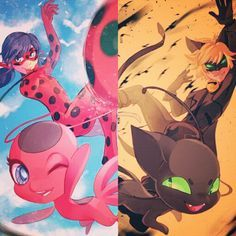 Resumen Miraculous ladybug | Cartoon Amino •Español• Amino