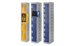 Buy In-Charge Tool Lockers Online - Storage Construction Staff Lockers, School Lockers, Plastic Lockers, Metal Lockers, Warehouse Office, Changing Room, Storage Solutions, Cupboard, Shelving
