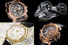 74e9f57fe2a Conheça os 10 relógios mais caros do mundo