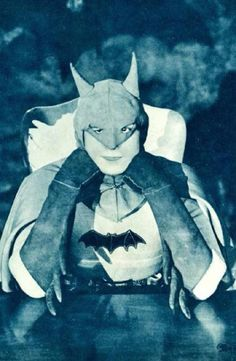 Batman 15-chapter serial, released in 1943 by Columbia Pictures. The serial starred Lewis Wilson as Batman.