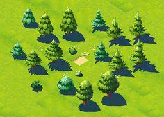 Stolen Kingdom game on Behance