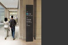 Museum of Fine Arts, Boston - Roll Barresi & Associates - Wayfinding & Graphic Design
