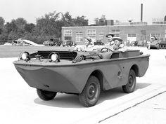 Ford GPA (General Purpose Amphibious) Prototype 1942.
