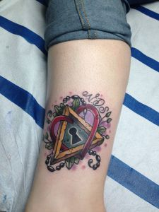 Adoption Symbol Tattoo www.betrothedbabiesblog.wordpress.com