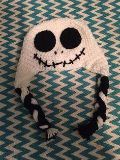 Jack the Skeleton hat by CraftyDiva23 on Etsy