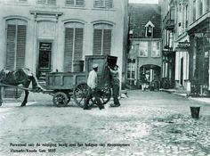 1895 Koude Gat vanaf de Vismarkt
