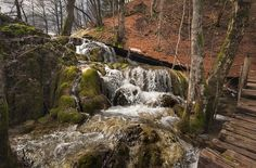 Plitvice waterfall by Ivan Prebeg on 500px