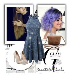 """Beautifulhalo #11"" by lejlasaric ❤ liked on Polyvore featuring WithChic and beautifulhalo"