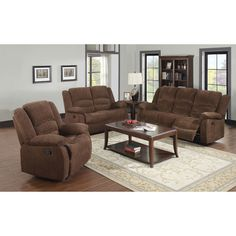 Broyhill Sofa ACME Furniture Bailey Living Room Collection