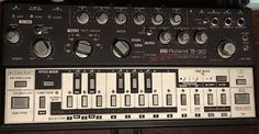 MATRIXSYNTH: Roland TB-303 The beast Serial #003 - TB SN 372200...