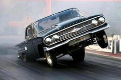 Don's 60'  Chevy ! Only  Blue  ..........