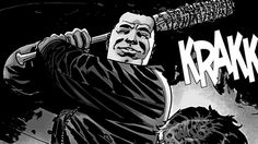 Do we finally know who Negan introduced Lucille to at the end of season 6 of The Walking Dead?
