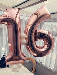 pinterest: savyhopz🔆 Sweet 16 Party Decorations, 16th Birthday Decorations, 16th Birthday Gifts, Sweet 16 Birthday, Birthday Girl Pictures, Happy Birthday Images, Birthday Photos, Sweet 16 Pictures, Birthday Morning Surprise