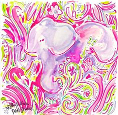 Free as a bird, Lilly Pulitzer