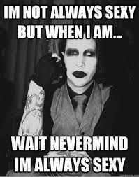 marilyn manson meme - Google Search