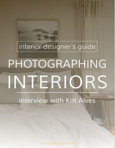 Photographing Interior Design: Interview with Kat Alves — Capella Kincheloe Getting good interiors photos is so important to the success of your interior design business. Learn from interiors photographer Kat Alves why. Best Interior Design Websites, Interior Design Career, Interior Design Software, Contemporary Interior Design, Modern Interior Design, Interior Design Living Room, Interior Decorating, Decorating Games, Kitchen Interior