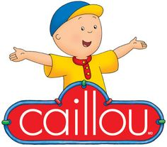 caillou saying yes daddy