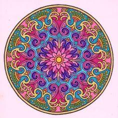 Mystical Mandala Coloring Book (Dover Design Coloring Books): Alberta Hutchinson: 0800759456949: Amazon.com: Books