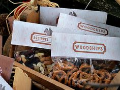 Woodland Party_Woodchips_Squirrel_Bag Toppers